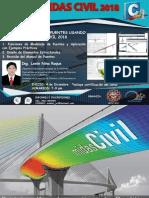 Brochure Curso Midas Civil 2018