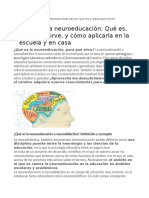 Neuroeducacion Neurociencia Educac Cuantica
