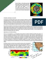 Velocidad, anisotropía y convección