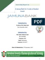 Promotion Mix of Jamuna Bank Ltd. - A Study On Konabari Branch
