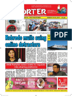 Bikol Reporter March 19 - 25, 2017 Issue