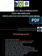 Kelembagaa & Keahlian (P2K3-AHLI-PJK3).ppt