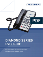 Diamond Userguide