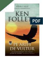 Ken Follet - Pe Aripi de Vultur v 0.9
