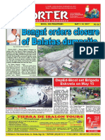 Bikol Reporter May 7 - 13, 2017 Issue