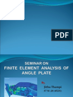 28-Jithu Thampi-Finite Element Analysis of Angle Plate