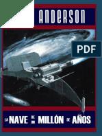 La Nave de Un Millon de Anos - Poul Anderson