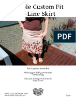 Simple Custom Fit A-Line Skirt.pdf