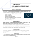 Accounting for Cash and Receivable