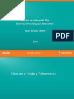 Guia Apa de Citas y Referencias - UDLAP
