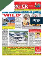 Bikol Reporter June 11 - 17, 2017 Issue