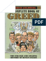 Goldberg - The Complete Book of Greed - The Strange and Amazing History of Human Excess (1994)