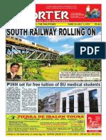 Bikol Reporter June 25 - July 1, 2017 Issue