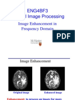 image Enhancement in Frequency