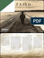 Digital Booklet - The Illusion of Progress