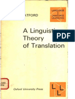 A Linguistic Theory of Translation by J. G. Catford.pdf