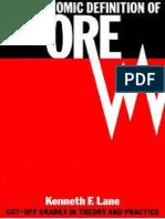 The Economic Definition of Ore 1