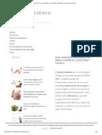 Ácido Linolénico_ Propiedades Con Omega 3, Alimentos, Estructura y Fórmula