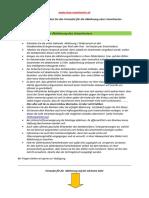 Ablehnung - Stop Smartmeter - Formular