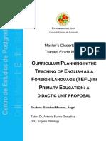 Master's Dissertation Ángel Sánchez Moreno PDF