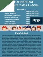 Ppt Komunitas Patofisiologi Dimensia