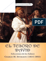 Todas EL TESORO de DAVID - Charles H. Spurgeon
