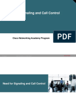 6.VoIP Signaling Call Control