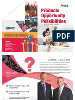 Amway Opportunity Brochure