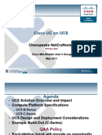 20110525 Cmug Cisco UC on UCS