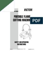 Manual de Operacion y Partes Vcm 200