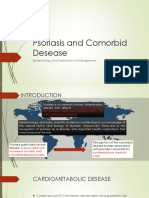 Psoriasis and Comorbid Desease