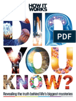 How It Works - Book of Did You Know 3rd Edition