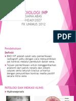 Radiologi Bno-ivp Pr