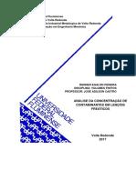 Análise Da Concentração de Contaminantes - Renner E. Pereira - Trab. Final. v. Finitos