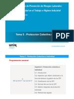 21122017 191755tema 5 Proteccion Colective e Individual (1)