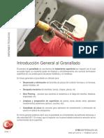 Introduccion General Proceso Granallado Cym Shot Blasting