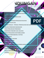 Divider Buku Rekod Pengajaran Dan Pembelajaran 2018