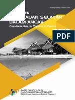 Kepulauan Selayar Dalam Angka 2017