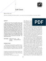 The Differential Cell Count