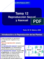 Reproduccion Sexual y Asexual