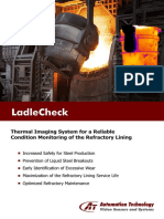 Ladle Refractory Monitoring Web