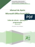 Manual-778 Excel 2010