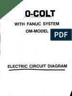 510-COLT Electric Circuit Diagram