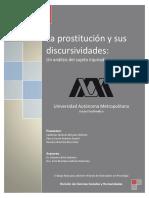 La prostitución y sus discursividades