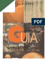 PNLD 2002 5 a 8 Sries Guia de Livros Didticos