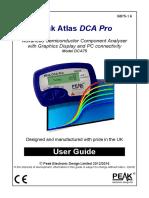 Dca Pro User Guide En