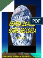 Generalidades Sobre Geologia
