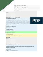 Diseño Organizacional Parcial 2015 II