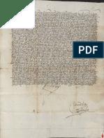 Archivo Municipal de Murcia. Cartas Reales 1453-1478; Leg. 4272/13 fol. 239r-v.