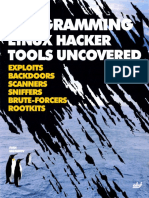 Programming Linux Hacker Tools Uncovered